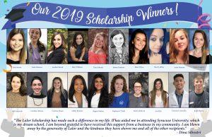 2019 Scholarship Lalor Impact Sign2 300x194 - 2019 Scholarship - Lalor Impact Sign2