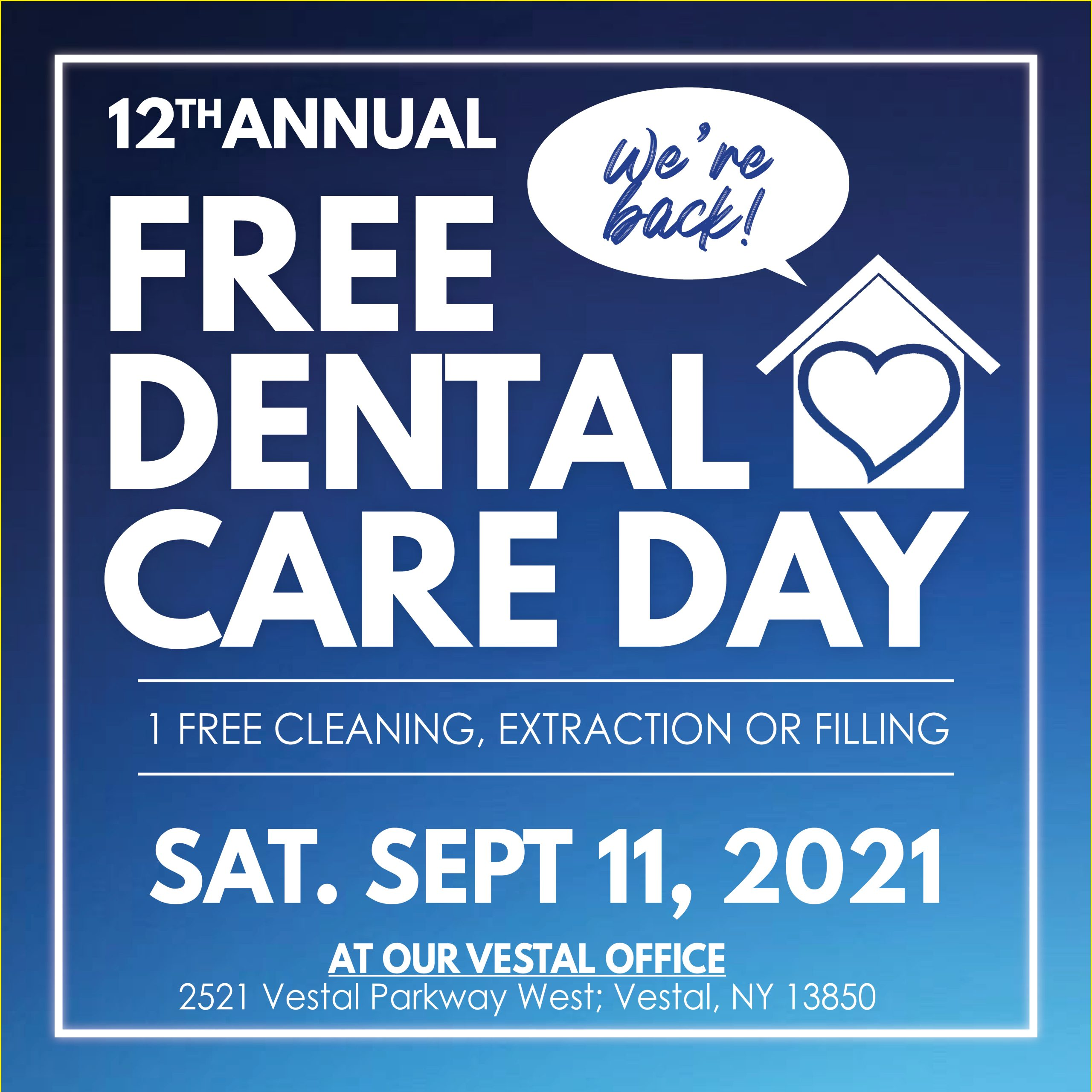 free dental care day