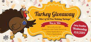 Turkey Giveaway Email 300x139 - Turkey Giveaway - Email