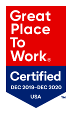 great place to work badge - Careers